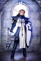 Crusader by SpcatsTasha