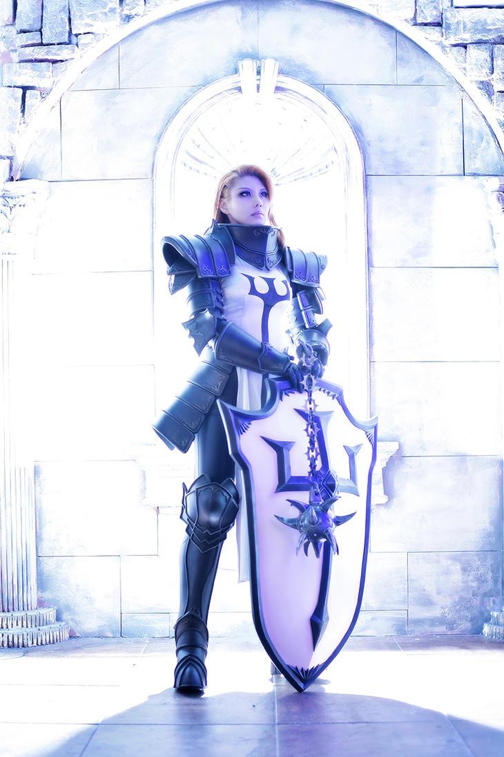 Diablo III: Reaper of Souls class by SpcatsTasha