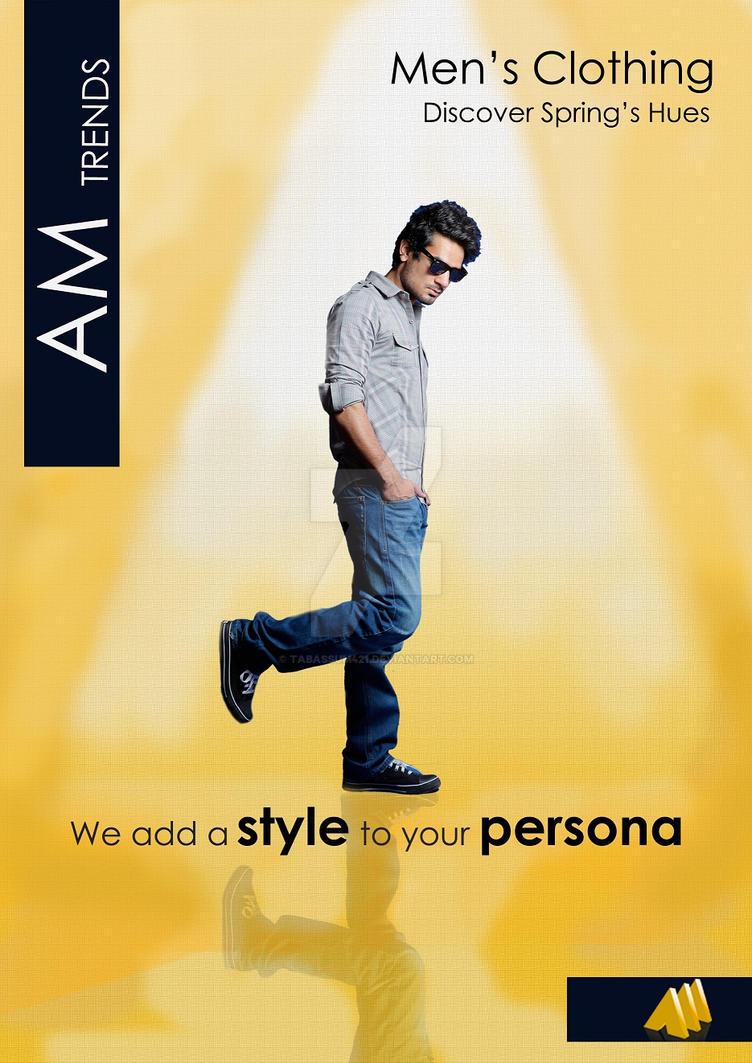 Poster design jeans - Poster Design By Tabassum421