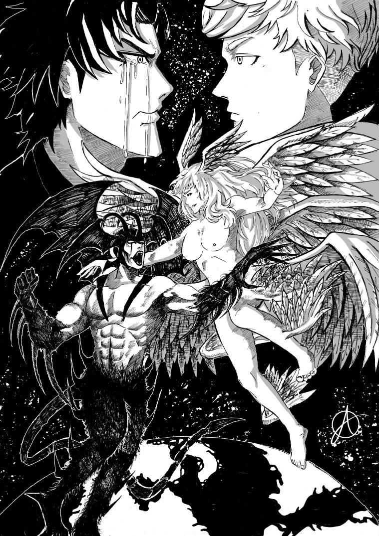 Akira Fudo On Devilmanworld Deviantart