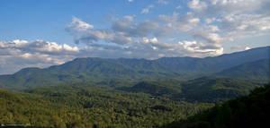 The Mountain Dream - Panorama