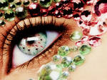 Strawberry Eye