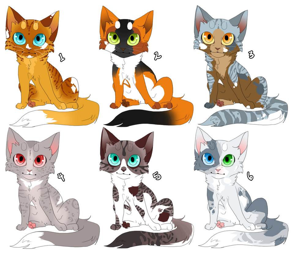 cat design auction 1 closed by kellzfire on deviantart