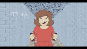 [Baldi's Basics] Her Animation Meme
