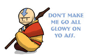Aang thing by Aang