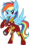 Iron Mare (MLP/Avengers crossover)
