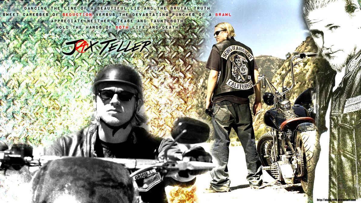 Jax Teller Wallpaper 5 By Ais541890 On DeviantArt