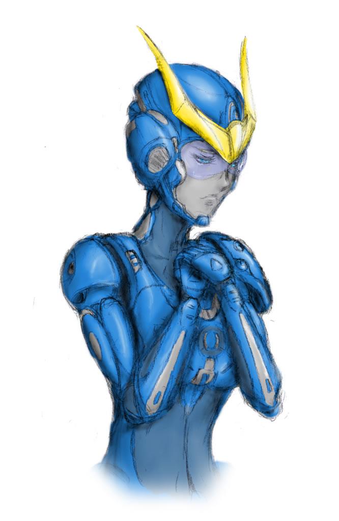 Blue Ranger banner image