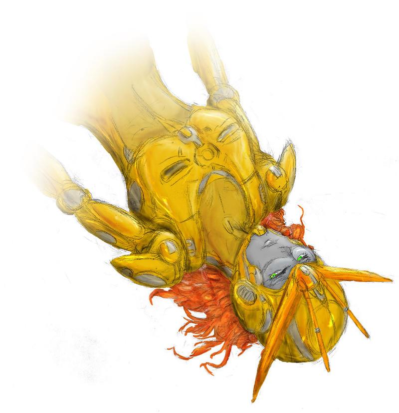 Yellow Ranger Banner
