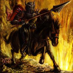 Djaruvian Lancer by zakariah