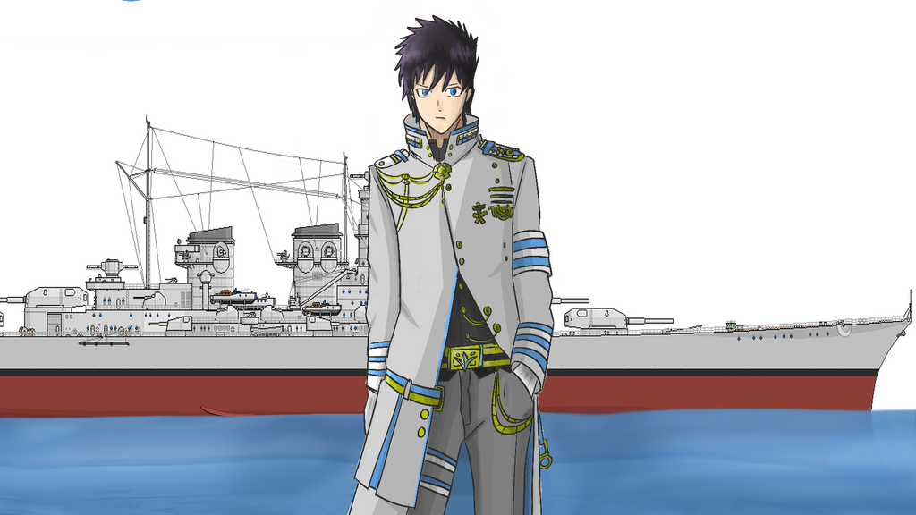 Random Battleship Commander by TheSpecificDude