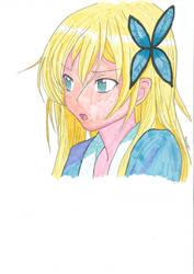 Kashiwazaki Sena (Color) by weiwere