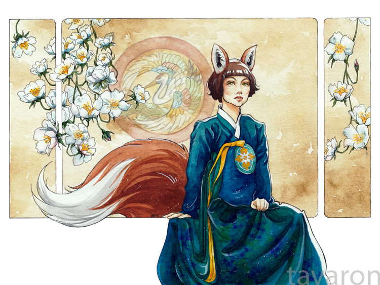 korean kumiho by tavaron