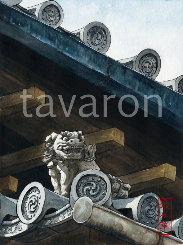 Protection by tavaron