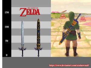 Skyward Sword: Link Height