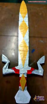 Majora's Mask: Gilded Sword