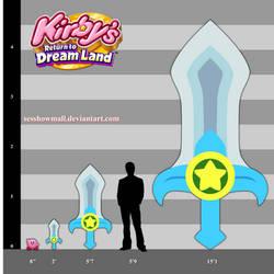Kirby's Ultra Sword Chart