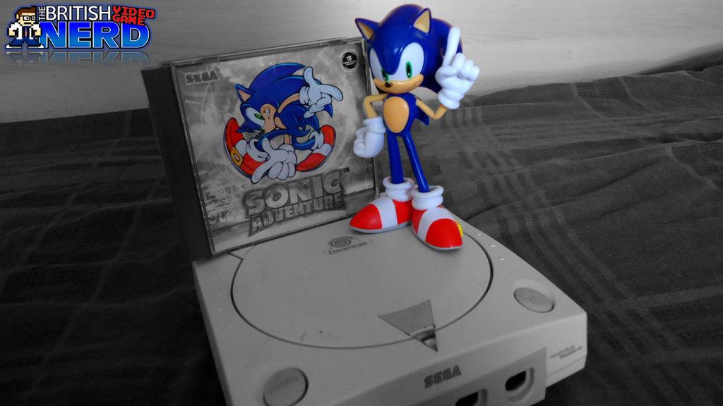 Sonic The Hedgehog Sega Dreamcast By Britishvideogamenerd On Deviantart