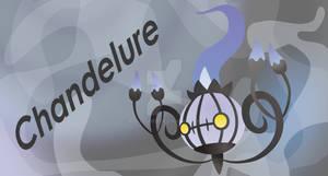 Chandelure- Wallpaper