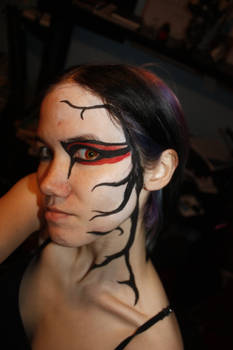 Horrorshoot: Demonic Facepaint