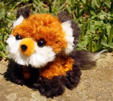 PomPom Fox Cub
