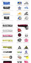 Game Racing Team Logos