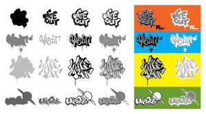 GrafittiSketchVariants