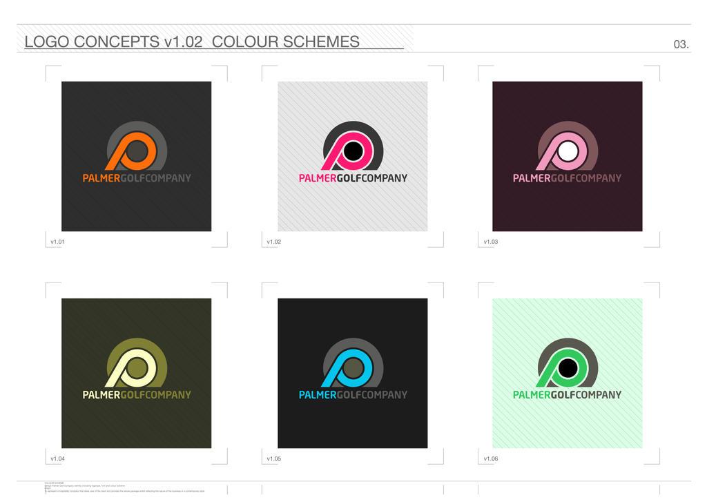 Logo Colour Scheme by emmgeetee on DeviantArt