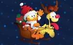 Garfield Christmas