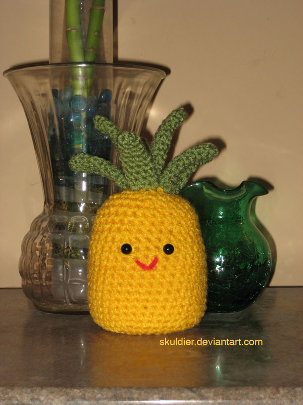 Pineapple by Skuldier