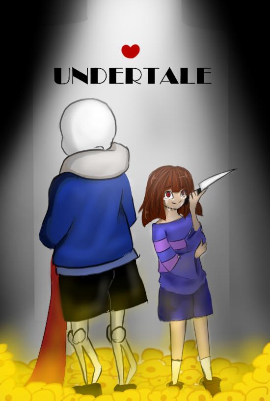 UNDERTALE by beatrizsanchez