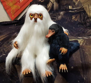 Niffler and Demiguise