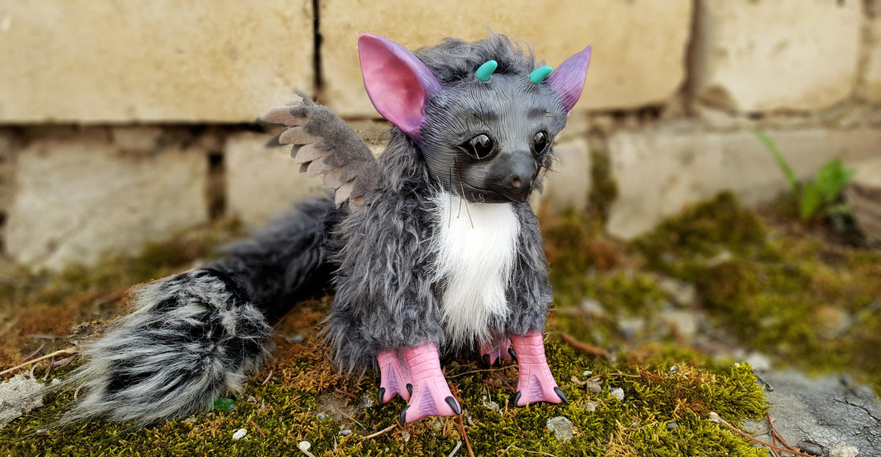 The Last Guardian Baby Trico by MelvonAndReine