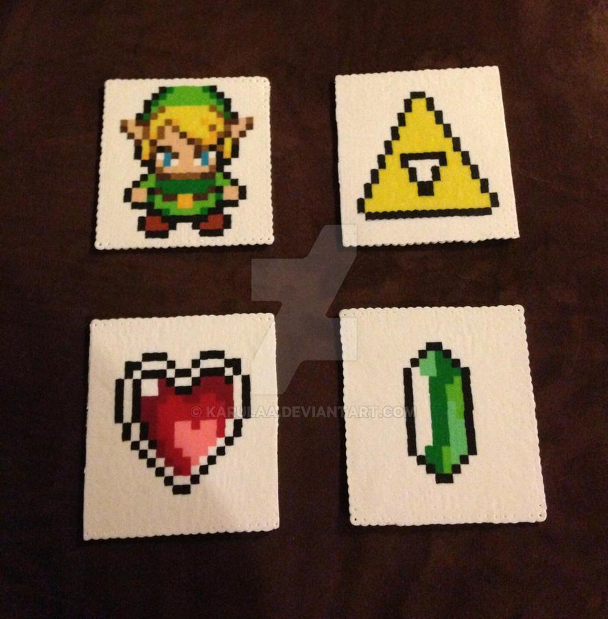Legend of Zelda Coasters