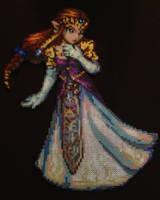Zelda by Karulaa