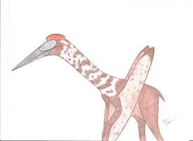 Hatzegopteryx thambema by King-Edmarka