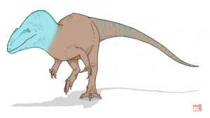 Dubreuillosaurus valesdunensis by King-Edmarka