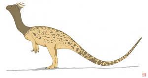 Massospondylus carinatus by King-Edmarka