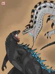 Godzilla vs. Dalamadur