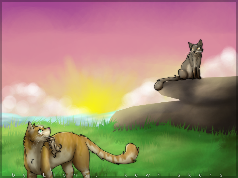 Petit jeu ! By Vif Renard. Who_are_the_the_real_parents__by_lionstrikewhiskers-d3fsxij