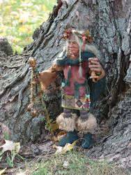 Dougal the Oak-Man 1 by Boggleboy