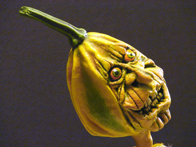 Gourd Lord Feste the Mad 4 by Boggleboy