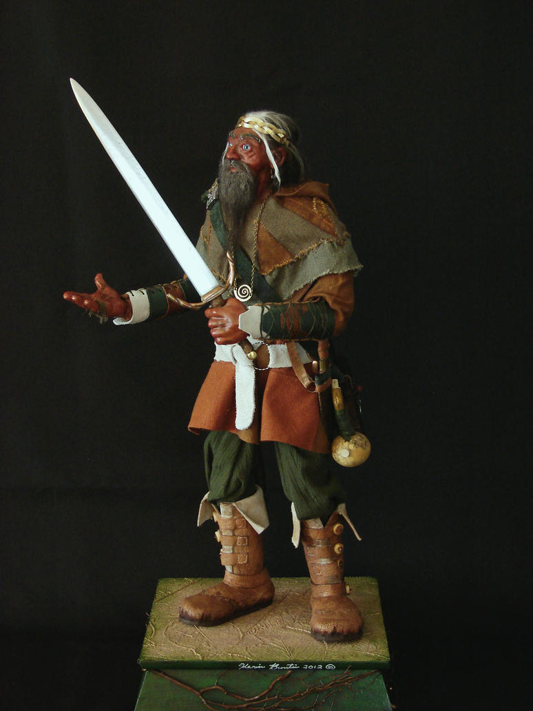 Koivu Taru- Ranger Lord of the Great Birch Woods10 by Boggleboy