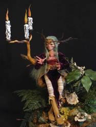 Syl Telari of the Wild Green Wood 4 by Boggleboy