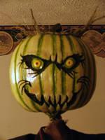 Pumpkin-Head Scarecrow 3 by Boggleboy