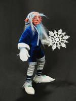 Aldus the Frost Sprite 2 by Boggleboy
