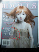September Dolls Magazine Interview 1 by Boggleboy