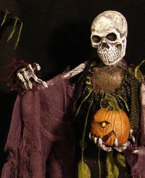 Jonely Bonely- The Pumpkin Conjurer 1