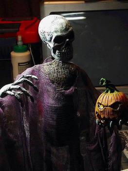 Jonely Bonely- The Pumpkin Conjurer 2