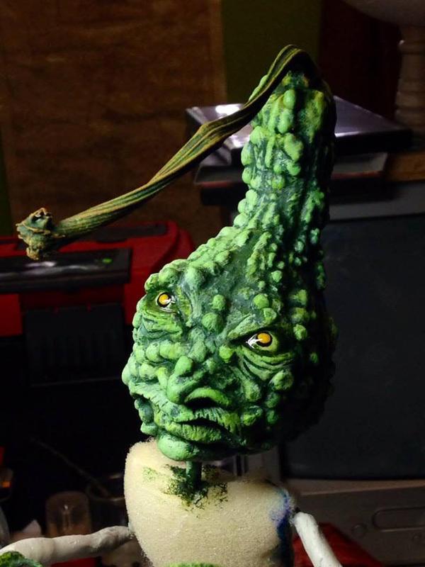 Ghastly the Gourd Lord by Boggleboy